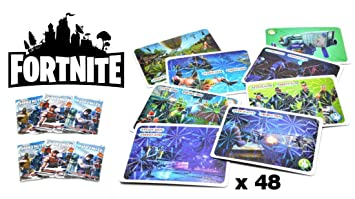 ARUNDEL SERVICES EU Fortnite 48 Cartas de Juego ...