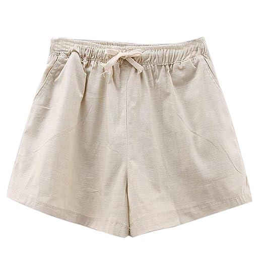 LONGRA mujeres Drawstring talla alta Short bajo de maillots de ...