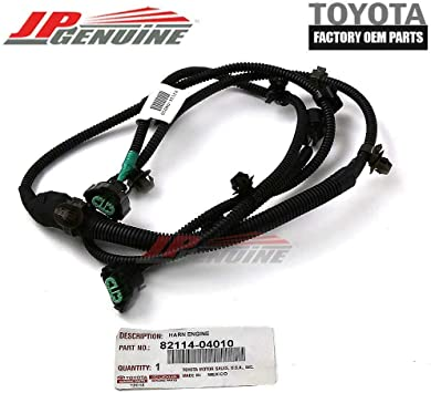 toyota tacoma horn wiring amazon com genuine toyota 15 18 tacoma oem fog lamp wire engine  18 tacoma oem fog lamp wire engine