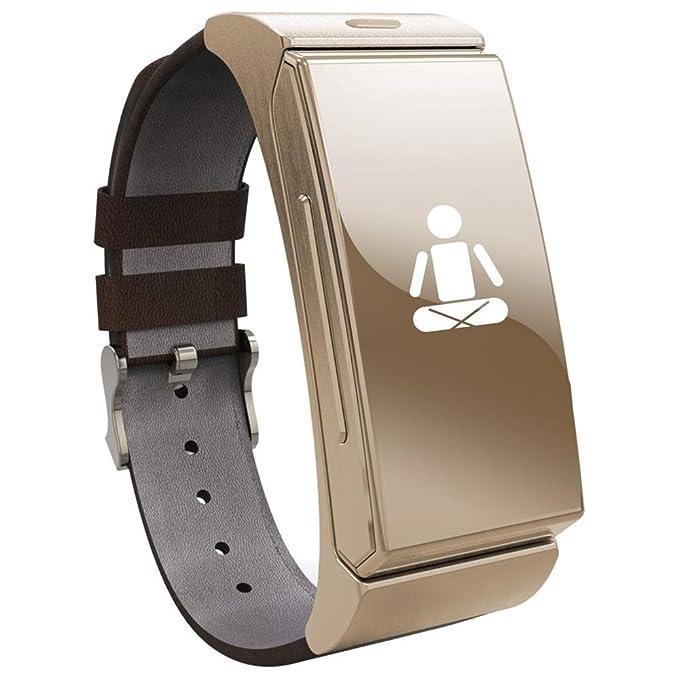 Indigi® Smart Watch Bluetooth 4.0 auriculares extraíble ...