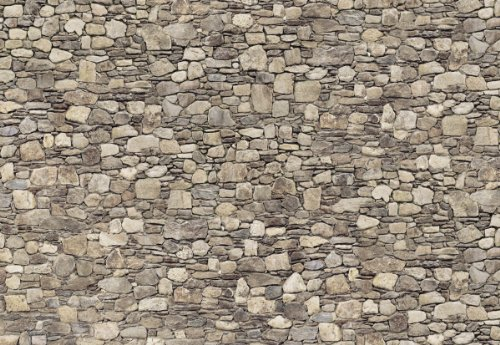 amazon com platin art wall mural deco wall stone wall 8 feet 4