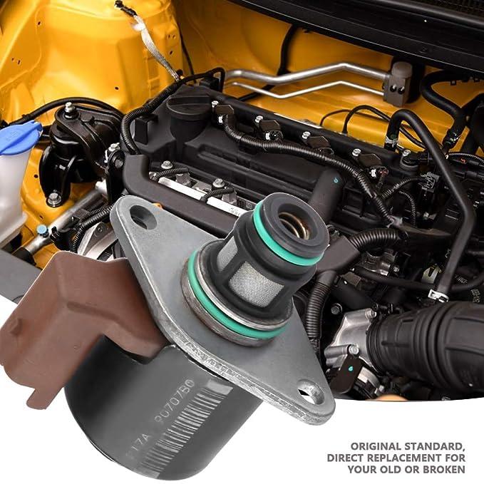 KIMISS Válvula del metro de la presión del aceite, Válvula del regulador de gasolina y aceite de para el coche: Amazon.es: Coche y moto