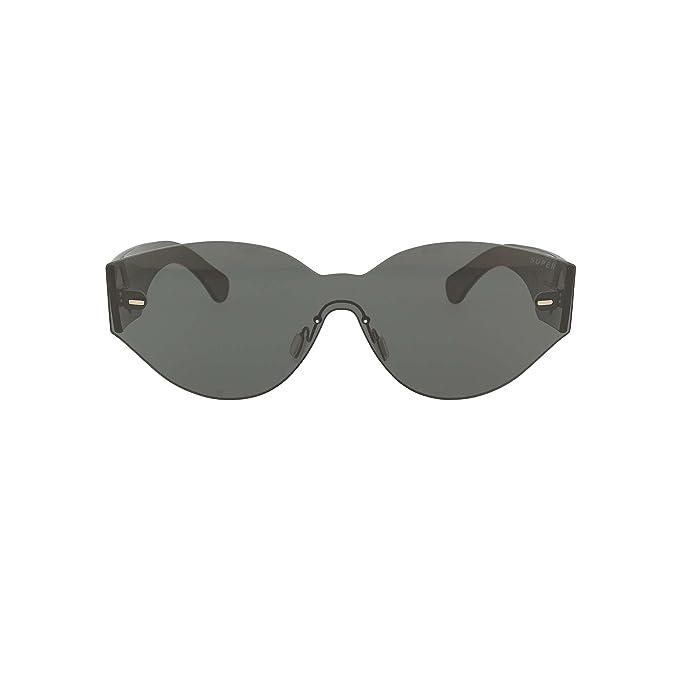 ca43b1a3e3177 Retrosuperfuture Tuttolente Drew Mama Black Sunglasses Super-HFW 53mm   Amazon.ca  Clothing   Accessories