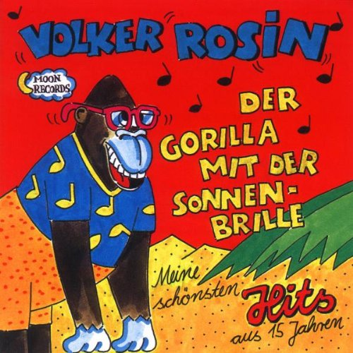 Der Gorilla mit der Sonnenbrille, 1 CD-Audio (B&e Sonnenbrille)