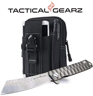 Amazon.com: Titan International Cuchillos Damasco Karambit ...