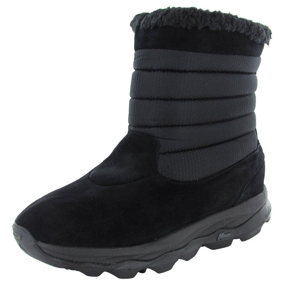 Skechers Godri Ultra-Bounce wasserdichte Winterstiefel Schuh  38 EU|Black