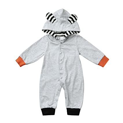 7626d81d2046 Amazon.com  NEARTIME Kids Jumpsuits