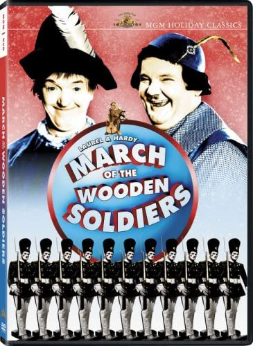 March of the Wooden Soldiers DVD 1934 Region 1 US Import