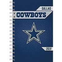 espátula Licensing Dallas Cowboys 2019 - Planificador con pestañas (19998420202)