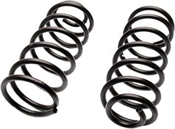 ACDelco 45H1137 Professional Rear Coil Spring Set