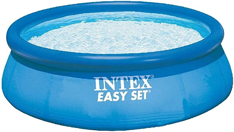 Intex 28112GN - Piscina (Piscina Hinchable, Círculo, Azul, 6 año(s), 381 mm, 324 mm): Amazon.es: Jardín