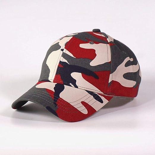 zhuzhuwen Sombrero de Camuflaje Gorra de algodón Gorra de béisbol ...