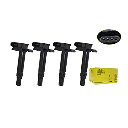 DEAL 4pcs Brand New Ignition Coil Fit Audi/Volkswagen A4/Quattro (Engine ID