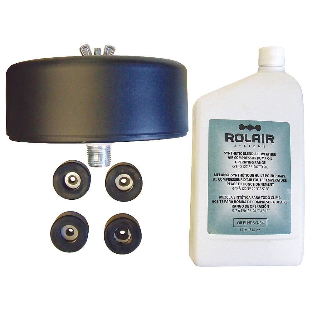 Rolair - 5715K17KIT - Replacement Parts Kit: Amazon.com: Industrial & Scientific