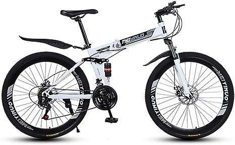Liu Yu·casa creativa Bicicleta de montaña Plegable de 26 Pulgadas ...