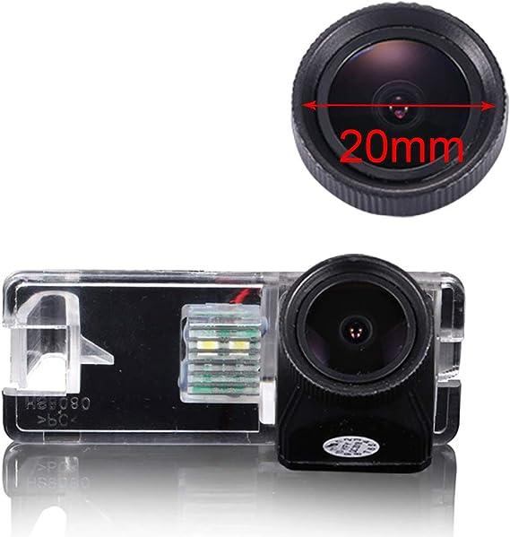 Neues 20mm Objektiv Hd Farbe Einparkhilfe Auto Rückfahrkamera Super Weitwinkel Wasserdichte Nachtsicht Car Camera Für Holden