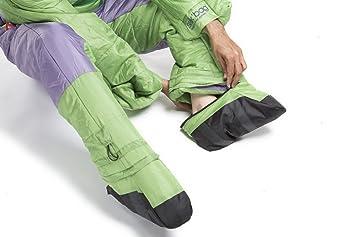 Saco de dormir Hulk SelkBag para adulto - M