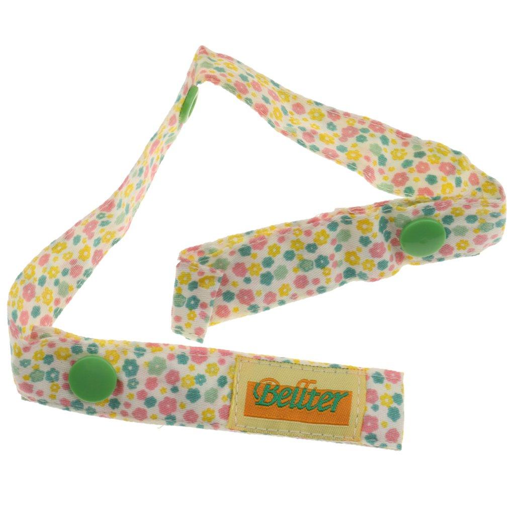 Anti Drop Spielzeug Schnuller Kinderwagen clip baby Einkaufstasche Haken Bü gel Aufhä nger Spielzeug Halter Clip - stil1, one size Generic