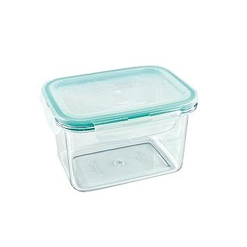 5 Frischhaltedosen  850 ml 1l Grün mit transparentem Deckel LOCK /& LOCK