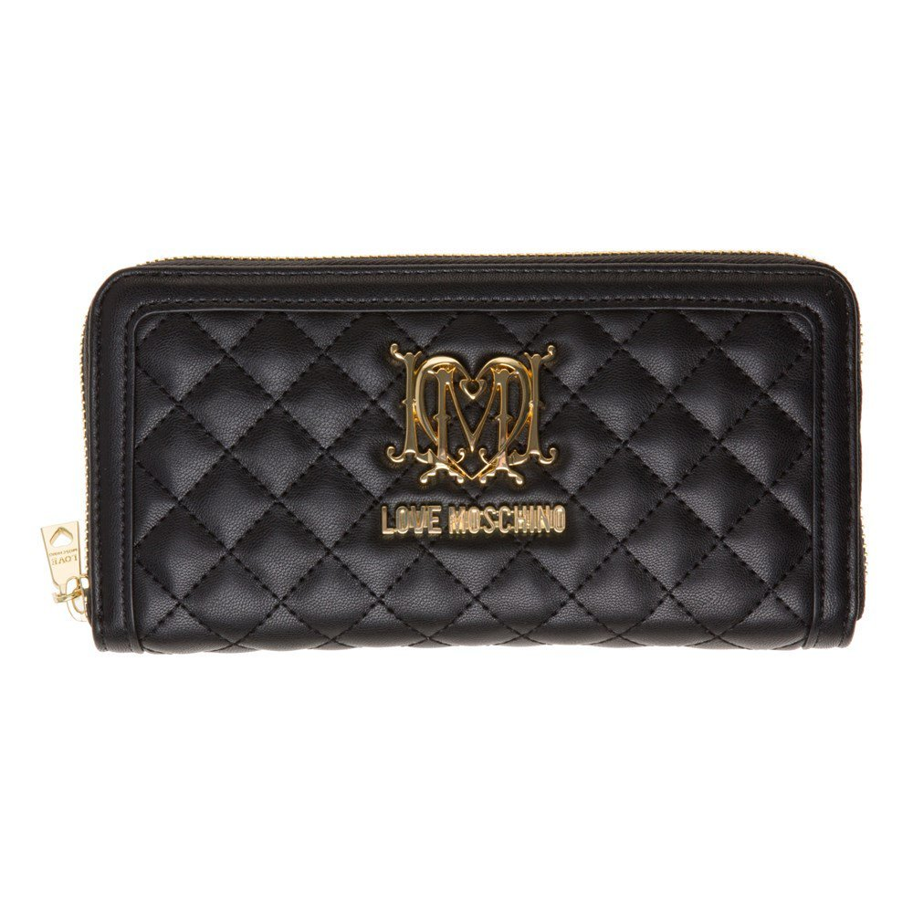 Love Moschino Quilted Womens Purse Black by Love Moschino