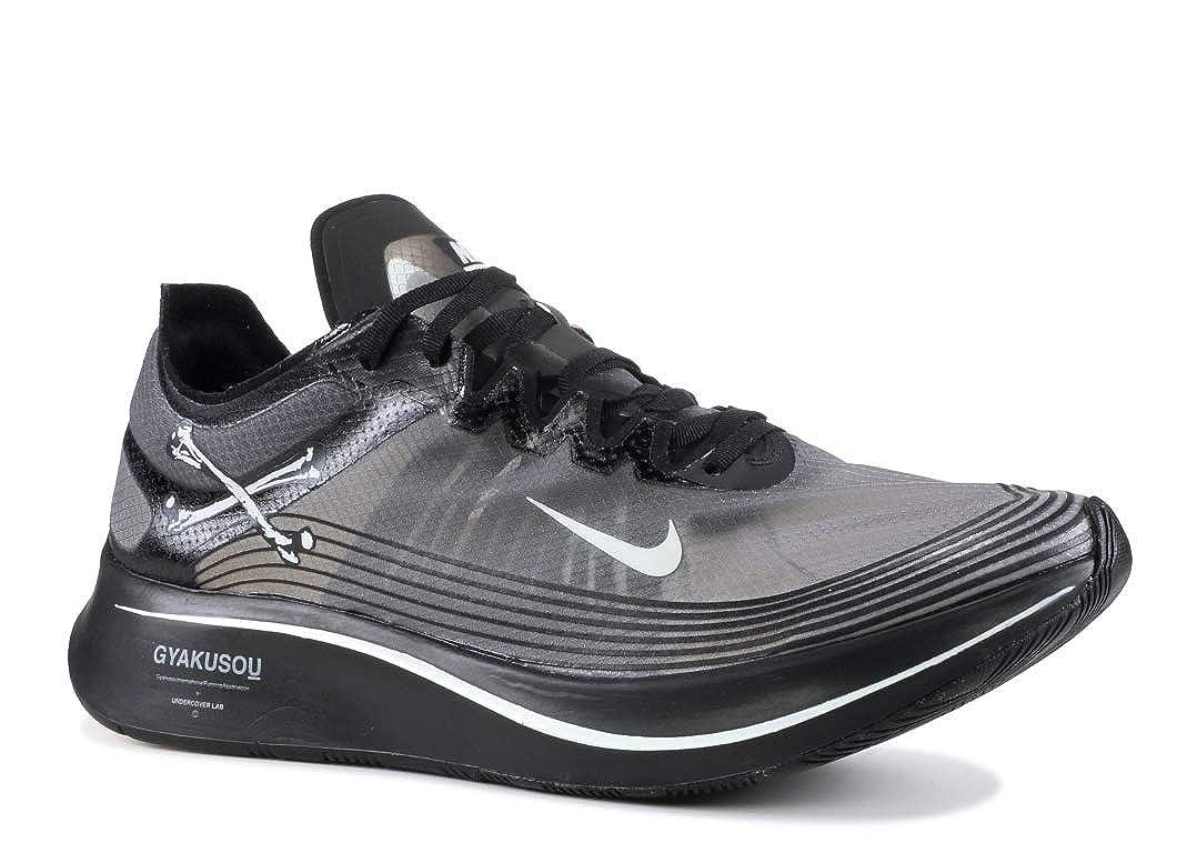 2f1cca99 Amazon.com | Nike Men's Zoom Fly/GYAKUSOU, Ink/SAIL-Dark Grey-Black | Shoes
