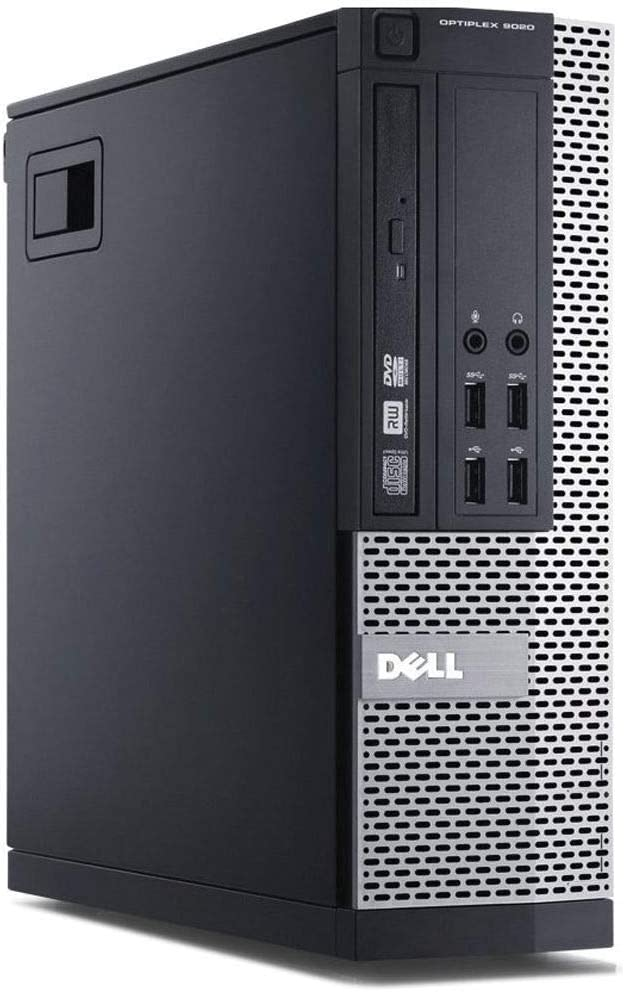 Dell OptiPlex 9020 Small Form Computer Desktop PC, Intel Core i7 3.4GHz Processor, 32GB Ram, 1 TB Solid State, Wireless Keyboard & Mouse, Wi-Fi & Bluetooth, HDMI, Windows 10 Pro (Renewed) | Amazon