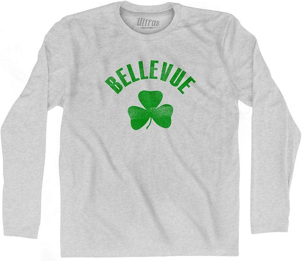 Ultras Bellevue City Shamrock Cotton T-Shirt
