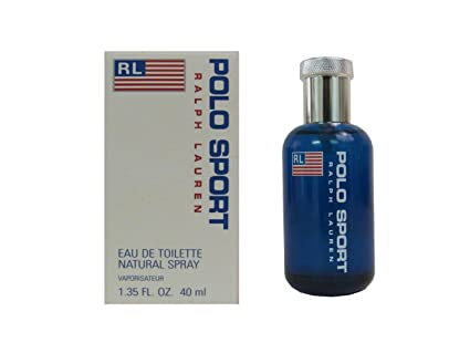 Lauren - Ralph polo sport edt 40 ml vapo: Amazon.es: Belleza