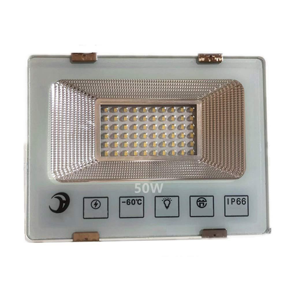 LED Faretto Da Esterno,Proiettore Da Esterno Per Esterni A Prova Di Esplosione Ea Tenuta Stagna (dimensioni   50W)