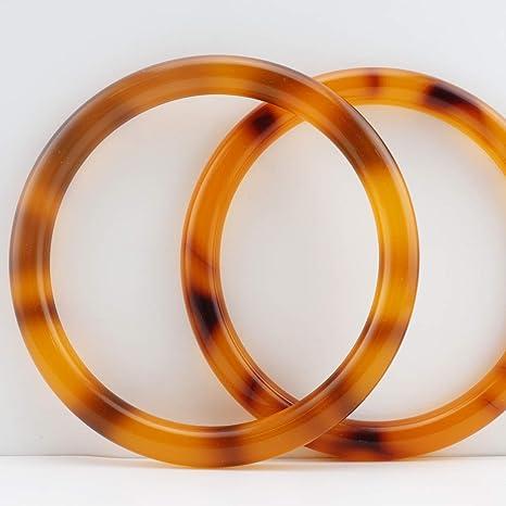 A forma di U in resina manici borsa manici borsa borsa
