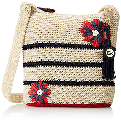 The Sak Casual Classics Crossbody Bag, Anthem Flower, One - Anthem Outlet