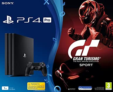 PS4 Pro 1 To + Gran Turismo Sport + Qui es-tu ? (Jeu PlayLink a télécharger): Amazon.es: Videojuegos