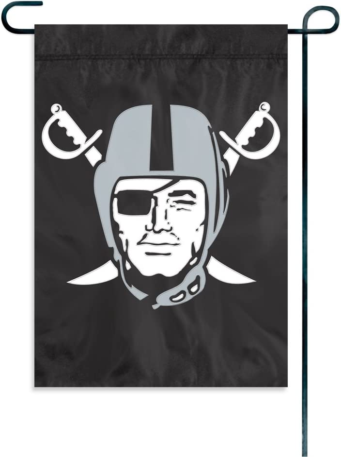 Party Animal Oakland Raiders Garden/Window Flag