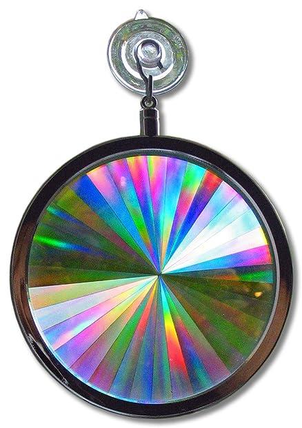 Suncatcher - Rainbow Axicon Window Sun Catcher - These Suncatchers are Great for Feng Shui