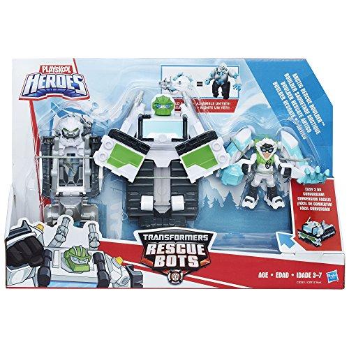 Playskool Heroes Transformers Rescue Bots Arctic Rescue