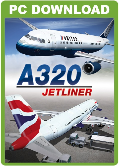 Used, A320 Jetliner [Download] for sale  Delivered anywhere in USA