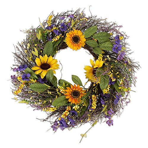 DII Decorative Sunflower 22