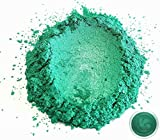 50gr ''Forest Green'' Mica Powder Pigments (Resin, Paint, Epoxy, Soaps, Nail Polish, Liquid Wraps)