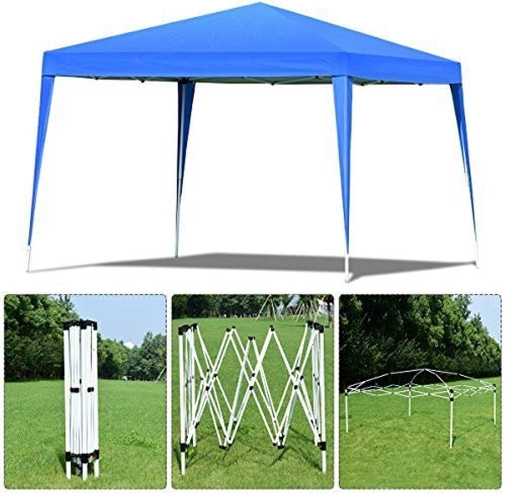DSRC Tienda al Aire Libre 3 X 3 M Tienda Gazebo Plegable Impermeable Pop UP Toldo Toldo Cobertura Carpa Fiesta Boda Jardín al Aire Libre: Amazon.es: Hogar