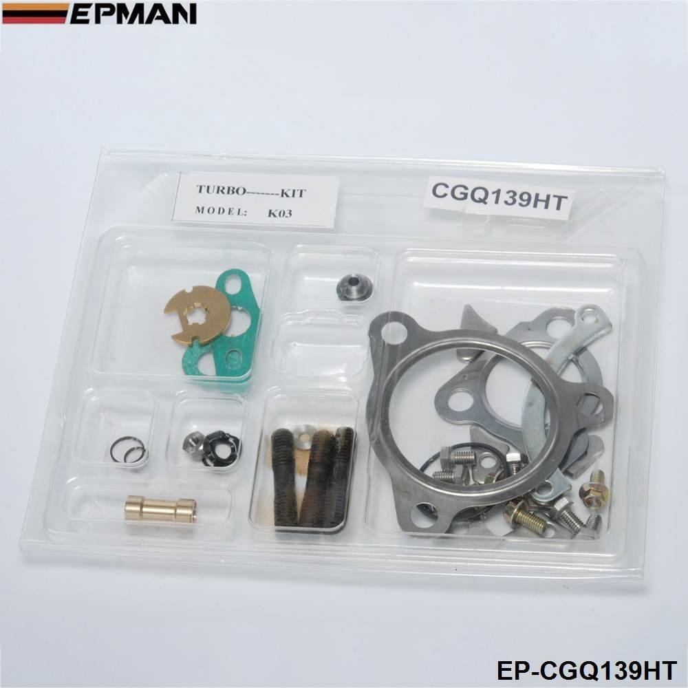 epman KKK K03 K04 para Volkswagen Beetle Golf GTI Jetta 1.8T (modelos Turbo reconstruir Kit de reparación de Set: Amazon.es: Coche y moto