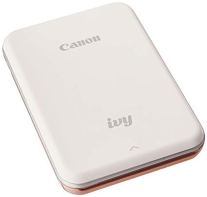 Canon Ivy Mini Mobile - Impresora de Fotos y Papel ...