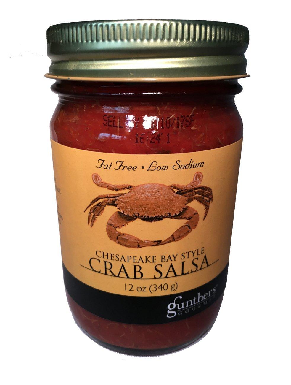 Newport Jerky Company All Natural Gourmet Blue Crab Salsa