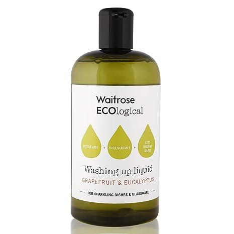 Amazon.com: Waitrose ecológico detergente líquido 16.9 fl oz ...