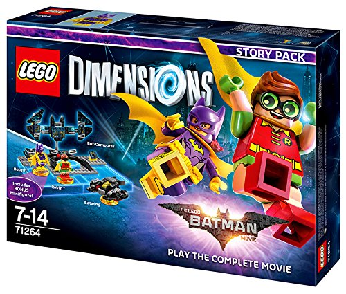 Lego Dimensions Story Pack amazon