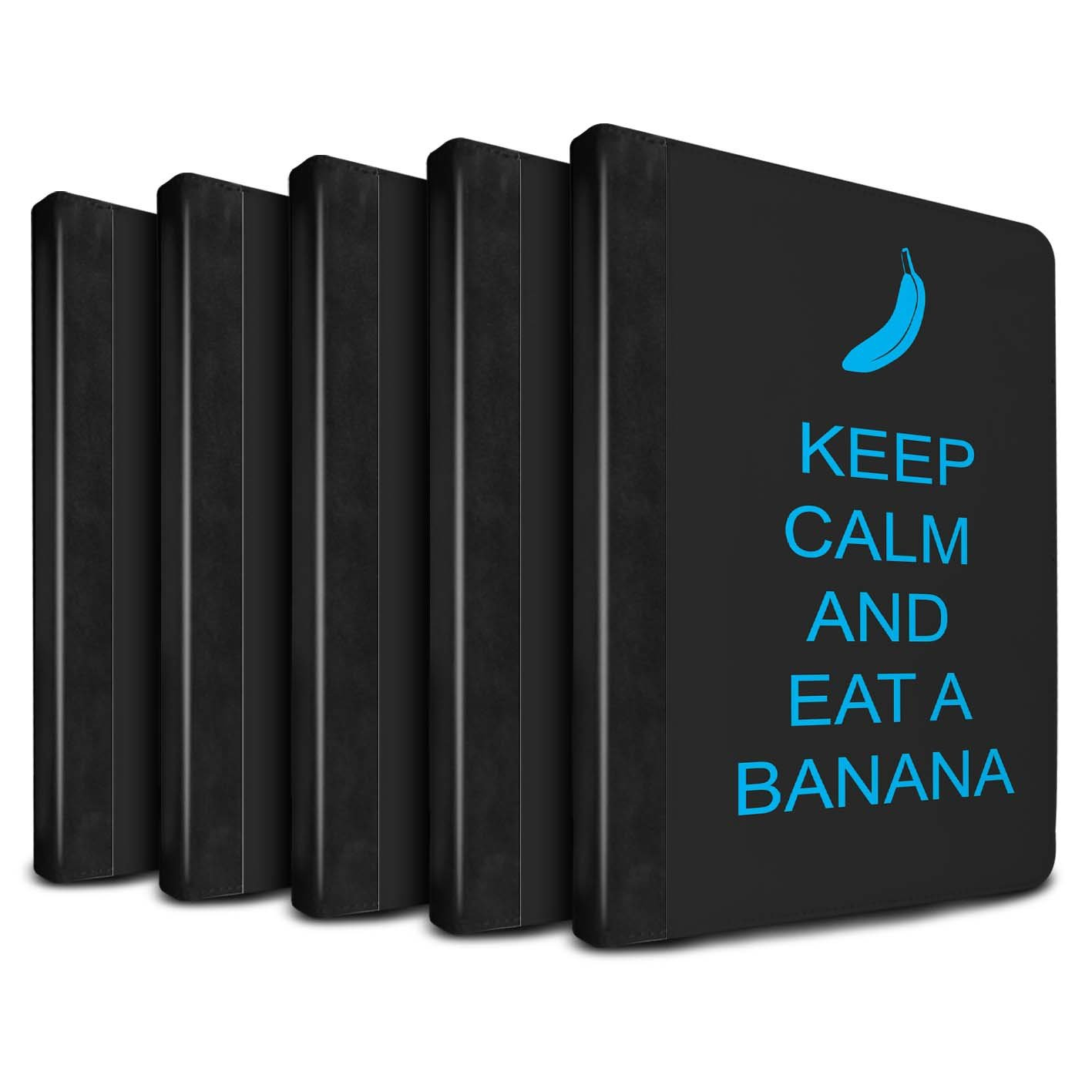 STUFF4 PU Leather Book/Cover Case for Apple iPad Pro 9.7 tablets / Pack 25pcs Design / Keep Calm Collection