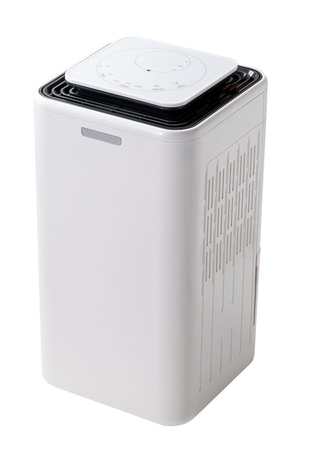 Eurgeen 30 Pint Smart Touch Screen Small Dehumidifier With Air Purify Big Water Tank for Home Kitchen Basements Garage Living room