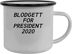 Blodgett For President 2020 - Stainless Steel 12Oz Camping Mug, Black