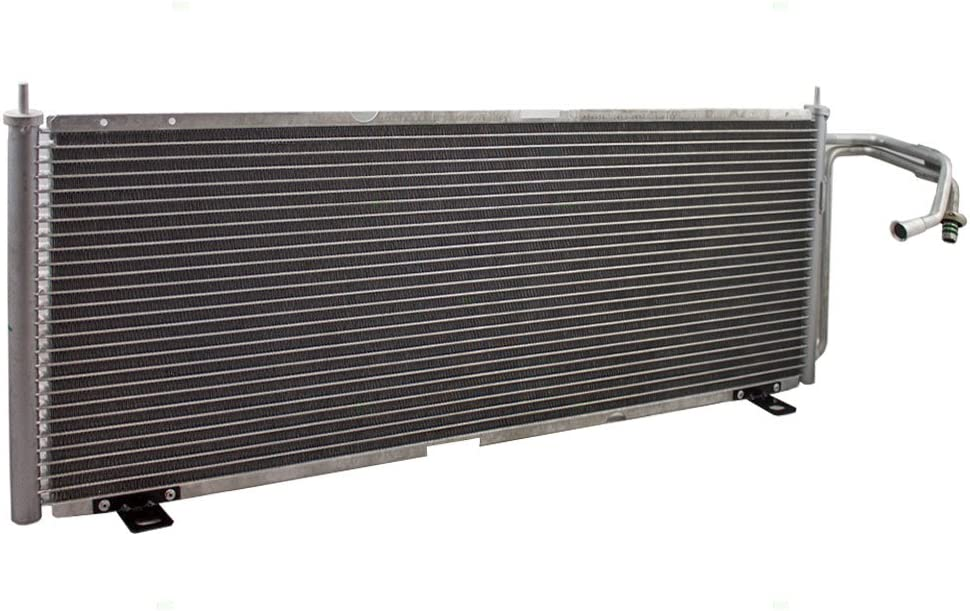 Fits A//C AC Condenser Aluminum 7-4895 For 1997 1998 1999 2000 2001 Jeep Cherokee