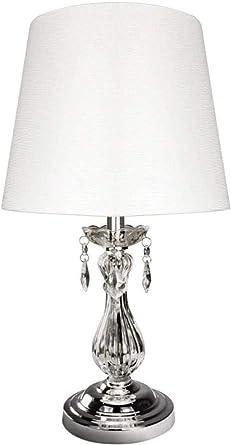 Para Leer Estudiar Lámpara De Mesa De Cristal De Diseño Minimalista Moderno Lámpara De Mesita De