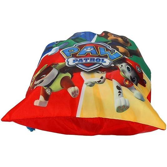 Saco de merienda compatible con la Patrulla Canina Heroes 25cm